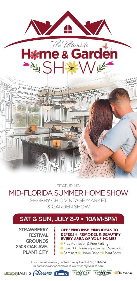 Mid Florida Summer Home Show