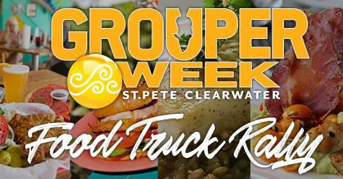 Gulf To Bay Food Trucks Taco Fest